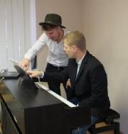 Вокал и фортепиано